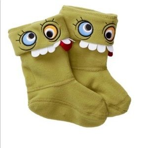 Hunter Alien Kids Boot Socks NWT